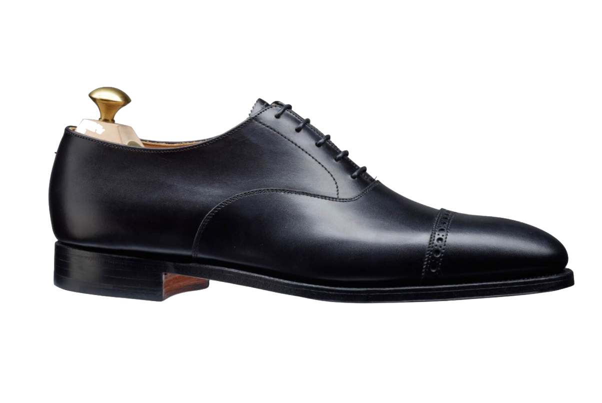 bespoke shoe black